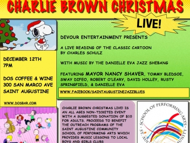 Charlie Brown Christmas LIVE!