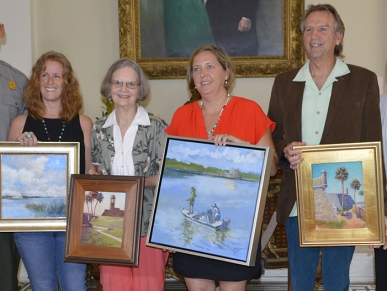Find Your Park Plein Air Awards Announced
