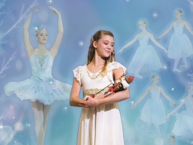 Saint Augustine Ballet's Cast Prepares for 2016 Nutcracker