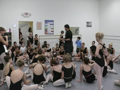 Saint Augustine Ballet Holds Auditions